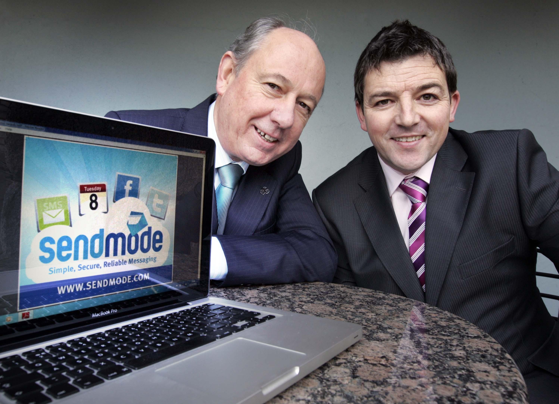 Sendmode in the Irish Times