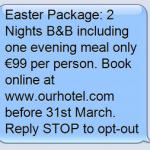 Who uses bulk SMS