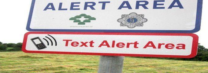 Text Alert Scheme