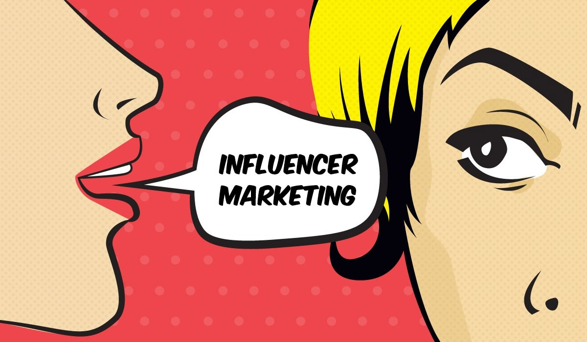 digital marketing - influencers