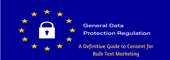 GDPR A definitive guide to consent