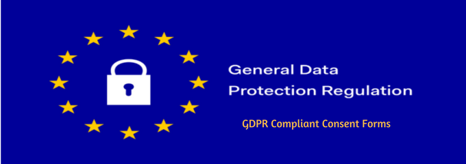 GDPR Compliant Consent Forms