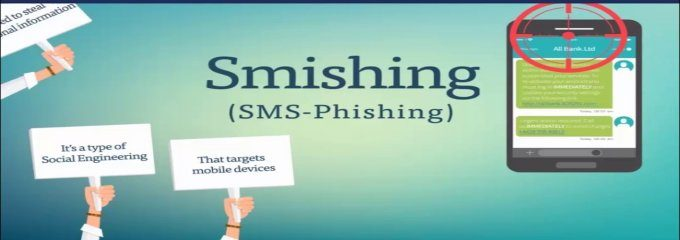 what is smishing and how does it work