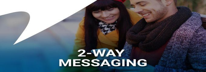 2 way messaging